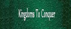 KINGDOMS TO CONQUER