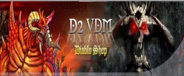 D2VDM- Diablo Shop