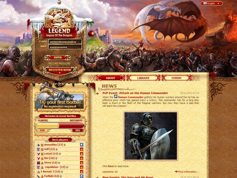 legen online forum